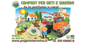 Compost per orti e giardini: te lo portiamo a casa